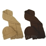 Odegard Sets Of Winter Hats, Scarf- BSC0004