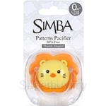 SIMBA Thumb Shaped Pacifier (0 Month+) - 19010