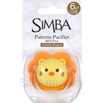 SIMBA Thumb Shaped Pacifier (6 Month+) - 19011