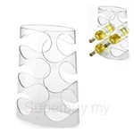 Umbra Grapevine Wine Rack Clear - 330950165