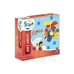 Gigo Mini Cars 3D Blocks - 7417
