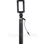 JJC Selfie Stick for iPhone and Android Devices - SS-80