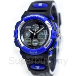 Transformer Analog Digital Sporty Watch - TFSQ-1370-01B
