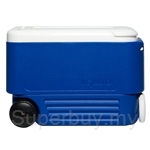 Igloo Wheelie Cool 38 (36 Lit) Majestic Blue - 00045004