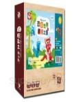 恐龍世界冒險之旅(黏土教學書-內含20款可愛恐龍造型及場景黏土教學+2款種遊戲紙盤)