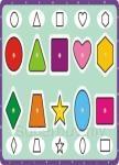 益智學習手抓板:形狀點點名
