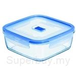 Luminarc Pure Box Active Square 760ml Flat Rim - L1968