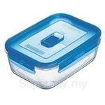 Luminarc Pure Box Rect 820ml Flat Rim - L1971