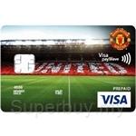 Maybank VISA Manchester United Prepaid Card