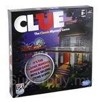 Clue The Classic Mystery Game - A5826