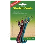 "Coghlans Mini Stretch Cords - 10"" - 0516"