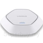 Linksys LAPN600 Business Access Point Wireless Wi-Fi Dual Band 2.4 + 5GHz N600 with PoE - LAPN600-AP