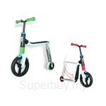 Scoot&Ride Highway Freak Green - SR-HF-G