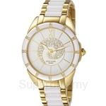 [ANNIVERSARY] Pierre Cardin Kaleidoscope De Luxe White & Gold Ladies Watch - PC105962F04