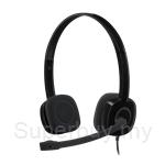 Logitech Stereo Headset H151 (Black) - 981-000587