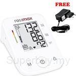 Rossmax Automatic Blood Pressure Monitor X3 FREE Adaptor