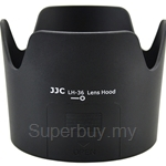 JJC Lens Hood Replaces Nikon HB-36 - LH-36