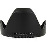 JJC Lens Hood Replaces Canon EW-78D - LH-78D