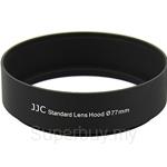 JJC Metal Screw-in Standard Lens Hood 77mm - LN-77S