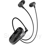 i.Tech Bluetooth Stereo Headset Clip II Mini Music Edition - Black