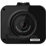 Thunder Dash Cam Driving Video Recorder with 32GB Micro SD - TH/DVR/DC2.0
