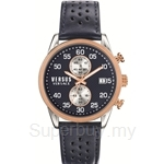 Versus Shoreditch VES66080016 Blue Dial Blue Strap Men Watch