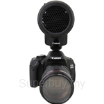 JJC 3-in-1 Stacking Grid Light Modifier System Fits Flash Head - SG-S