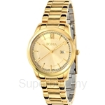 Bonia All IP Yellow Gold Stainless Steel Ladies Watch - BNB836-2223