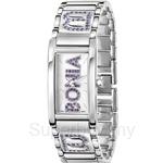 Bonia All Stainless Steel Tanzanite Crystal Ladies Watch - BNB997-2302