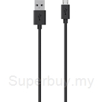 Belkin MIXIT Micro-USB to USB ChargeSync Cable - F2CU012bt04