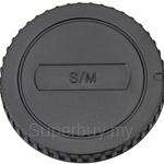 JJC Front/Rear Lens Cap for Sony/Minolta AF Mount Lens/Camera - L-R6