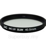 JJC Ultra-thin F-MCUV Filter (φ40.5mm) - F-MCUV40.5