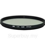 JJC F-CPL Ultra-Thin Circular Polarizer Filter (φ67mm) - F-CPL67