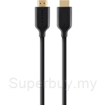 Belkin High Speed HDMI Cable with Mini HDMI - F3Y027BF3M
