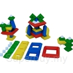 USL Triangle Puzzles 15pcs - S6509