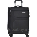 Hush Puppies 693131 Soft Spinner Case Luggage - 20 inch