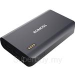 Romoss Power Bank 10000mAh (Black) - Sense-X