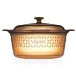 Visions 5L Decorated Dutch Oven Four Leave - VSD-5-FV