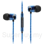 SoundMAGIC In Ear Isolating Earphone with Mic - E10C
