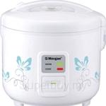 Morgan 1.0L Jar Rice Cooker White - MRC-2210J