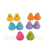 Ks Kids Colourful Bathing Duck (10pcs) KA10554
