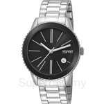 Esprit Marin Halo Silver Black Ladies Watch - ES105062005