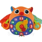 Ks Kids Day & Night Owl Clock - KA10662