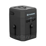 Eugizmo Universal Travel Charger for Mobile and Tablet Devices - Activ-I