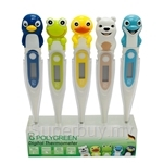 Polygreen Digital Thermometer Cartoon - KD-1211