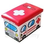 Coby Box Ambulance Multipurpose Storage Box
