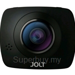 Jolt 360 Duo Camera Black (Jolt Warranty)
