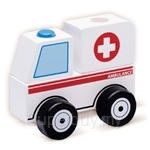 Wonderworld Toys Make An Ambulance