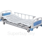 Hopkin Electric Hospital Bed 3 Function Ultra Low - BA-HRB-E32