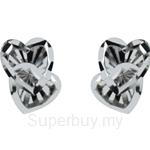 Lazo Diamond 9KW White Gold Earring - 8E2068